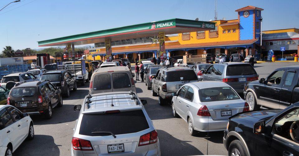 Entérate aquí ¿Dónde puedes encontrar gasolina?