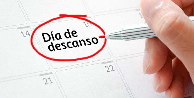 """Días festivos no laborables y """"puentes"""" 2019"""
