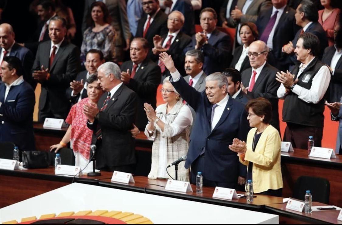 Celebra Nuevo León el 83 Aniversario de la CTM