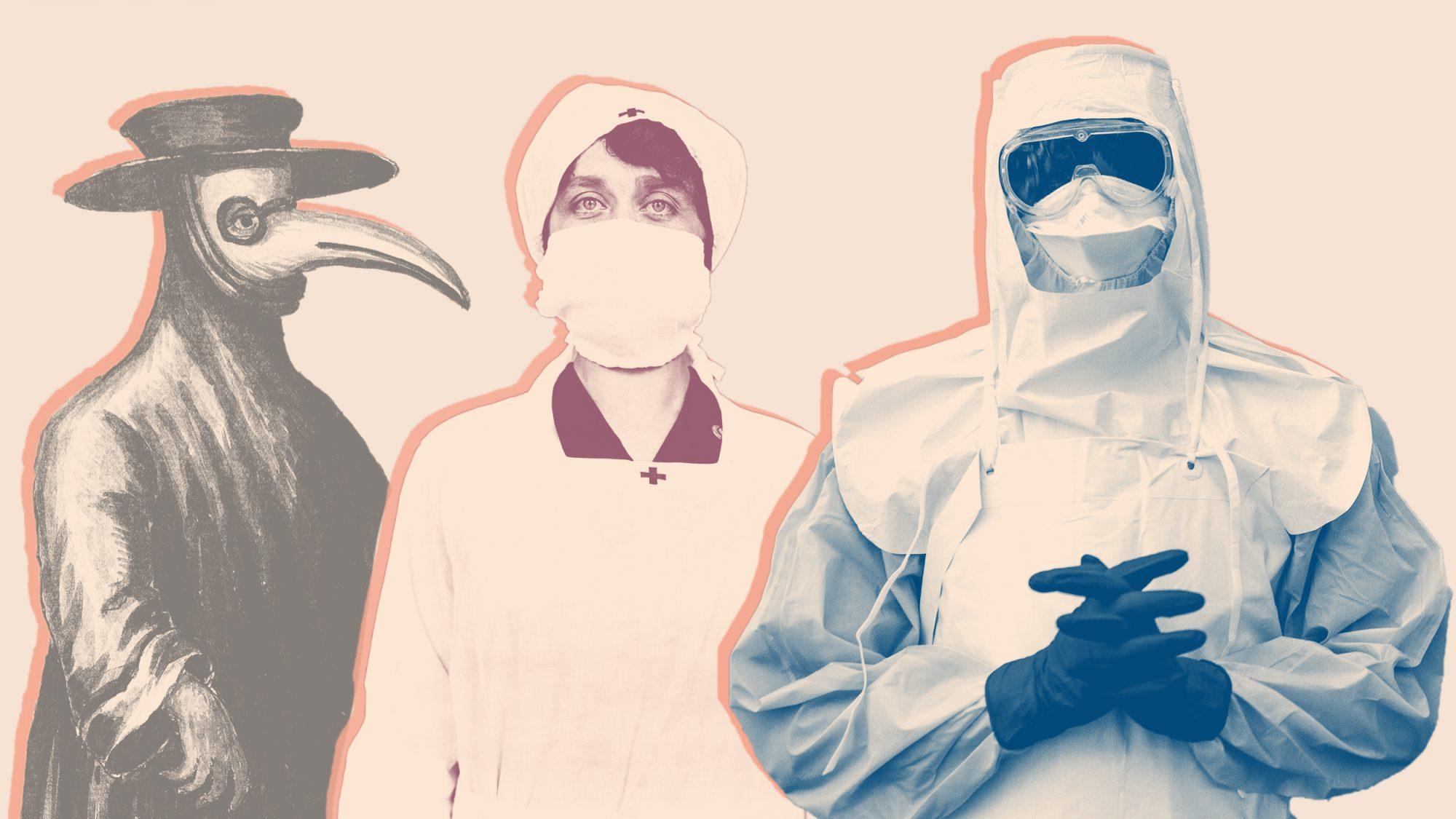 Pandemias que han asolado a la humanidad antes del COVID19