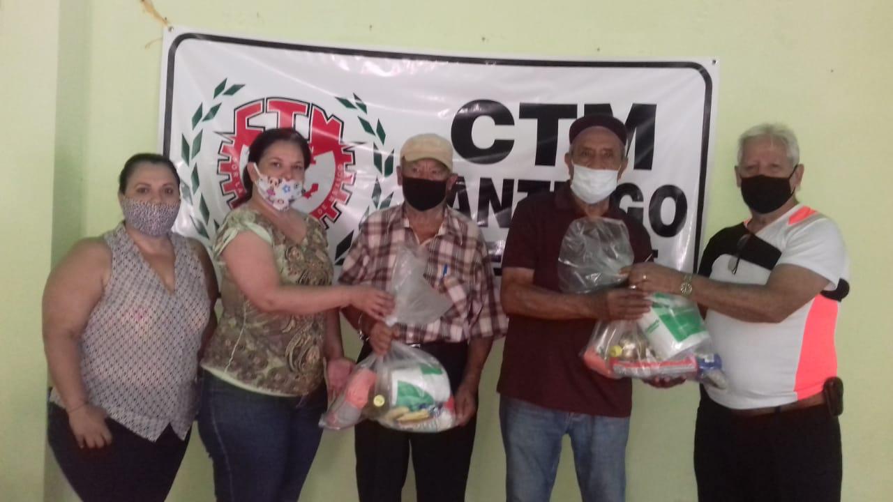 Respalda CTM de Santiago a sus afiliados ante CoVid19