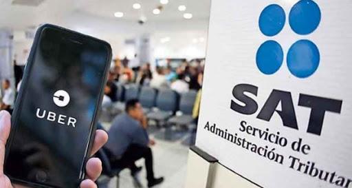 Aplicaciones como Uber, DiDi y similares ahora pagarán impuestos al SAT